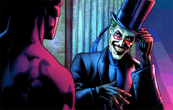 SWOT Analysis of the Joker