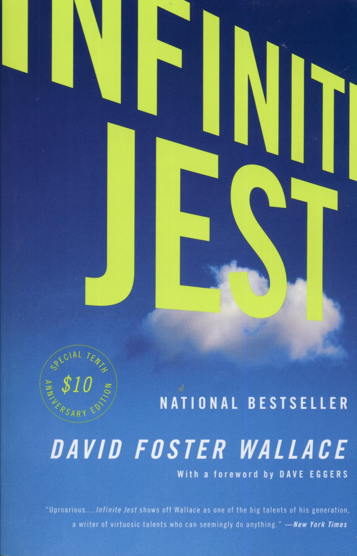 the beginner s guide to david foster wallace five things to this book i recommend attempting it after finnegan s wake and before gravity s rainbow