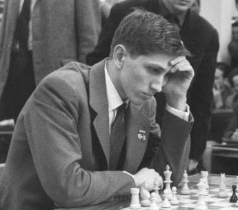 Fischer in Leipzig in 1960. Perhaps he could be added back in with a hologram, similar to Tupac at Coachella?